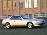 Photos of Honda Prelude US-spec (BB5) 1997–2001