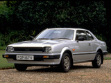 Pictures of Honda Prelude UK-spec 1978–83