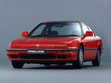Pictures of Honda Prelude 2.0 XX (BA4) 1987–91