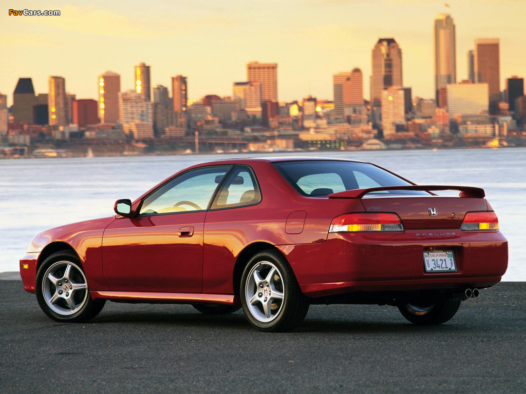 Pictures of Honda Prelude Type SH US-spec (BB6) 1997–2001 (1024 x 768)