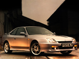 Pictures of Honda Prelude Type-S UK-spec (BB6) 1997–2001