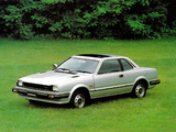 Honda Prelude 1978–83 wallpapers