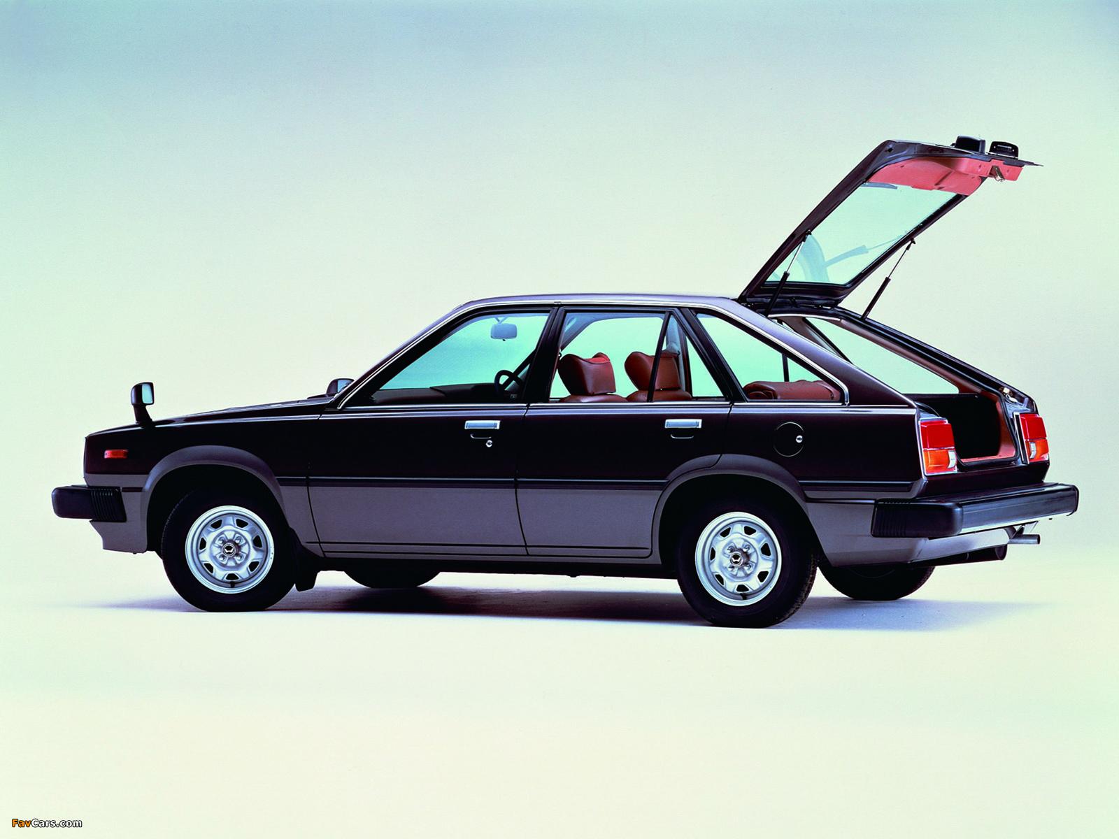 Honda Quint 1980–85 pictures (1600 x 1200)
