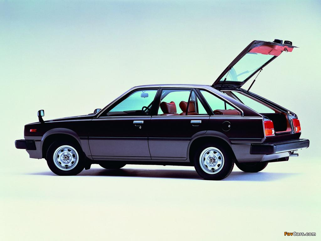 Honda Quint 1980–85 pictures (1024 x 768)