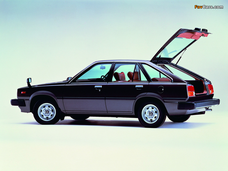 Honda Quint 1980–85 pictures (800 x 600)