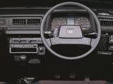Honda Quint TS 1981–85 photos