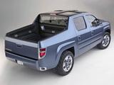 Honda SUT Concept 2004 images