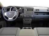 Honda Ridgeline RTX 2006–08 images