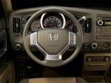 Honda Ridgeline RTX 2006–08 pictures