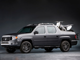 Photos of Honda Ridgeline Powersports Concept 2008