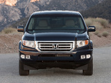 Photos of Honda Ridgeline RTL 2012
