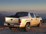 Pictures of Honda Ridgeline Sport 2011