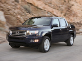 Pictures of Honda Ridgeline RTL 2012