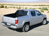 Honda Ridgeline RTL 2008 wallpapers