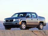 Honda Ridgeline RT 2008–12 wallpapers