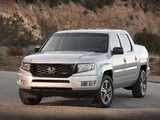 Honda Ridgeline Sport 2011 wallpapers