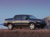 Honda Ridgeline RTL 2012 wallpapers