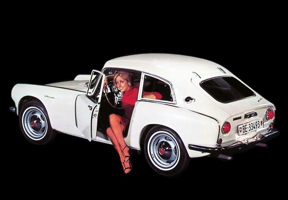 Honda S600 Coupe 1965u201366 Photos