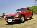 Honda S600 Coupe 1965–66 wallpapers