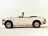 Honda S800M 1968–70 wallpapers
