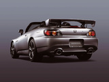 Honda S2000 Type S (AP2) 2008–09 wallpapers