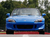 Honda S2000 CR (AP2) 2008–09 wallpapers