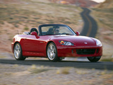 Images of Honda S2000 US-spec (AP2) 2003–09