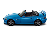 Pictures of Honda S2000 Type S (AP2) 2008–09