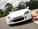 Pictures of Honda S2000 Ultimate Edition UK-spec (AP2) 2009