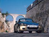 Honda S2000 (AP1) 1999–2003 wallpapers
