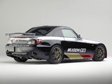 King Motorsports Mugen Honda S2000 2003 wallpapers