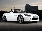Honda S2000 Ultimate Edition UK-spec (AP2) 2009 wallpapers