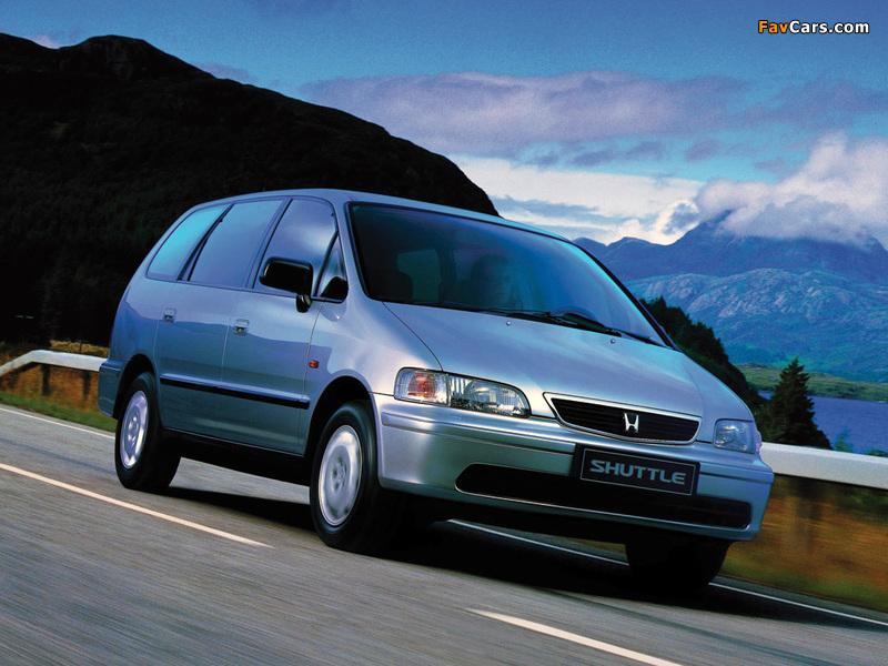 Honda Shuttle 1995–2000 wallpapers (800 x 600)