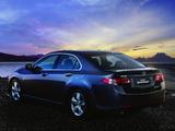 Honda Spirior 2009–12 photos