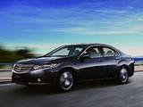 Pictures of Honda Spirior 2009–12