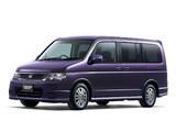 Honda Stepwgn Spada (RF) 2003–07 pictures