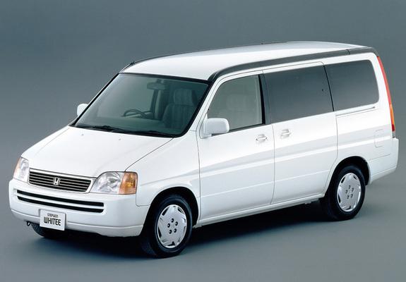 Images of Honda Stepwgn Whitee 1997