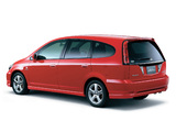 Honda Stream Absolute (RN5) 2004–06 photos