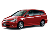 Honda Stream Absolute (RN5) 2004–06 wallpapers