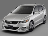 Mugen Honda Stream (RN6) 2009 wallpapers