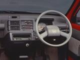 Honda Today G (JA1) 1985–88 pictures