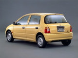 Pictures of Honda Today Associe (JA4) 1993–96