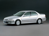 Honda Torneo (CF3) 1997–2002 wallpapers