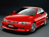 Honda Torneo Euro R (CL1) 2000–02 wallpapers
