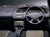 Photos of Honda Torneo SiR Euro R Package (CF4) 2001–02
