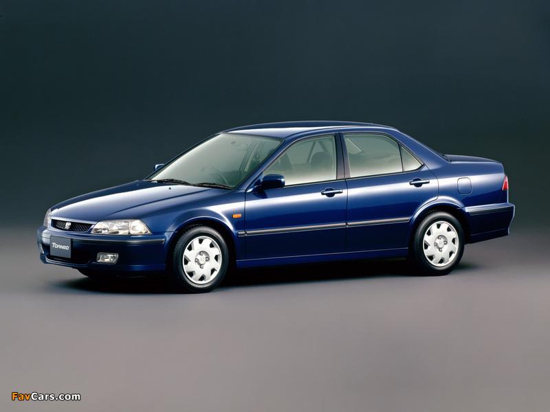 Honda Torneo SiR (CF4) 1997–2002 wallpapers (800 x 600)