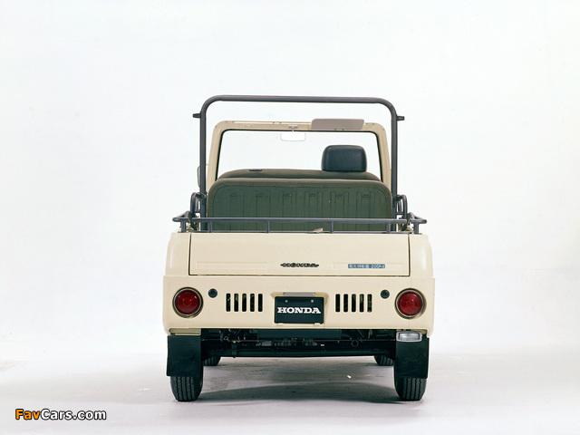 Honda Vamos 1970–73 photos (640 x 480)