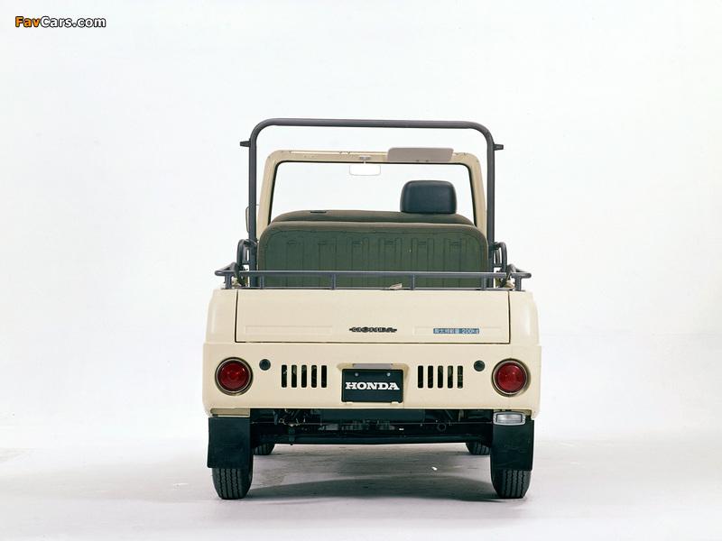 Honda Vamos 1970–73 photos (800 x 600)
