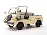 Images of Honda Vamos 1970–73