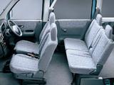 Images of Honda Vamos (HM1) 1999–2003
